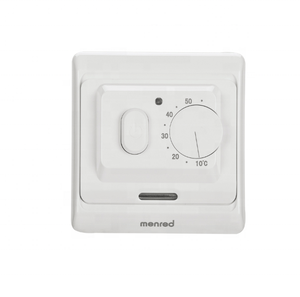 Menred 16a CE and RoHS certified E71.36 underfloor heating mechanical thermoregulator