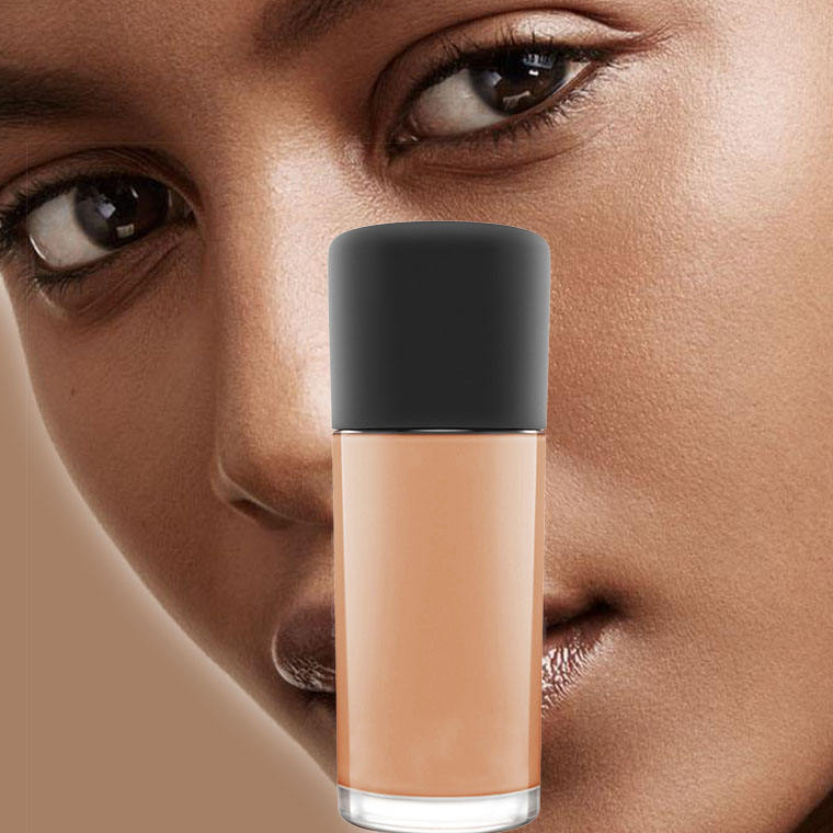 Newest Matte 액 foundation private label