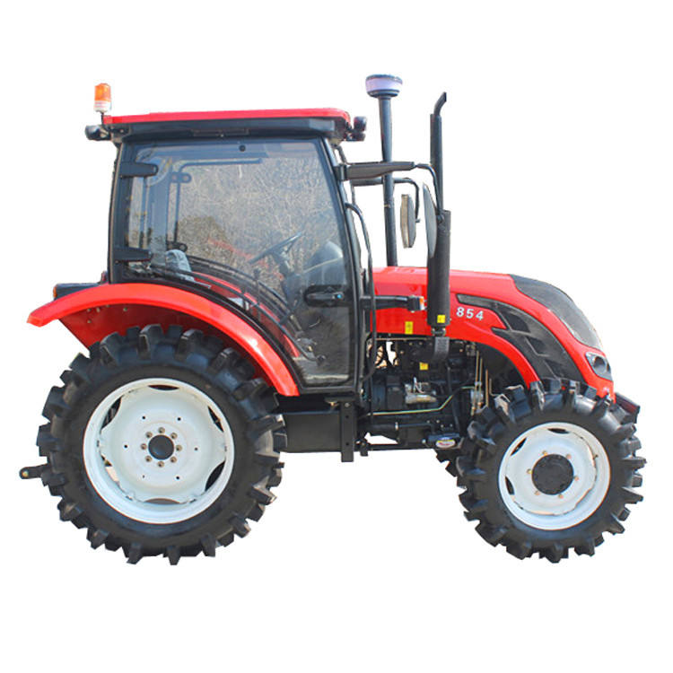 QLN agriculture machinery equipment 85hp 4wd farm tractor for sale