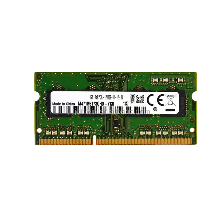 Ddr3L laptop ram 1.35 v ddr3 4gb pc3l memory