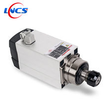 4.5kw high speed air cooled cnc router spindle motor with ER32 collet