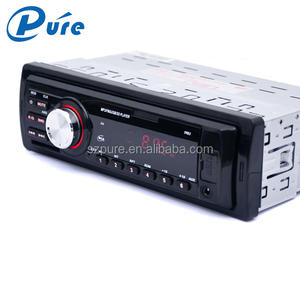 Pioneer Car MP3 Player User Manual Car Player Audio Radio MP3 Player with AUX Input