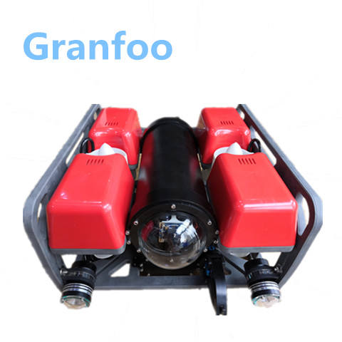 Underwater Remote Operated Vehicle
