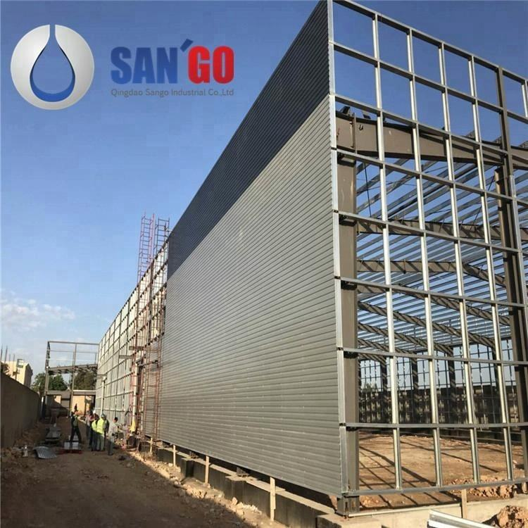 low cost factory steel building supply warehouse workshop