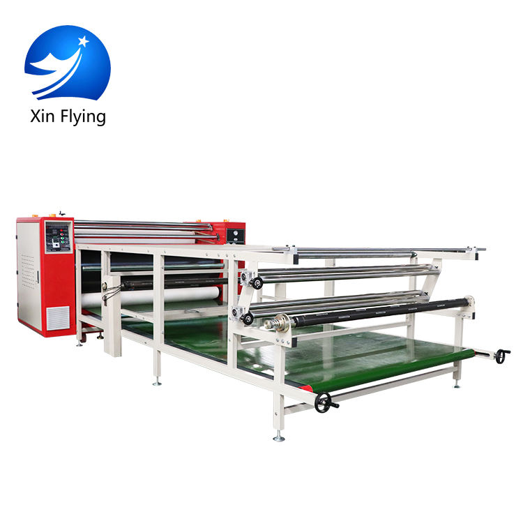 150-280M/H Roll To Roll Heat Transfer Printing Machine Sublimation T-shirt Printing Machine Prices