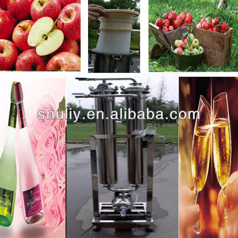 Apple Anggur komersial filter/buah anggur filter/hot penjualan jus filter-008615238618639