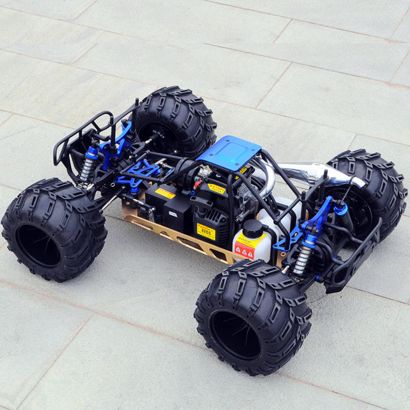 HSP 94050 scala 1/5 4WD Elettrica A Gas RC Monster Truck