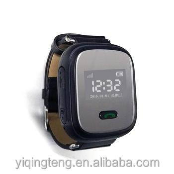 2016 nueva prouct inteligente pulsera l12s reloj niños