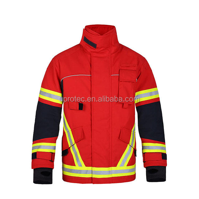 EN469 Standard Structural Firefighting Clothing ,Firefighter Uniform ,Turnout Gear