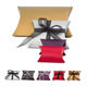 Hot sale fashionable cardboard paper pillow box for garment accessory packaging