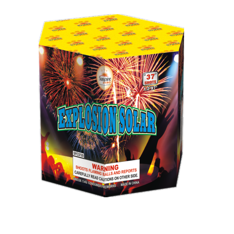 China fireworks factory direct suppliers cake fireworks christmas pyrotechnics