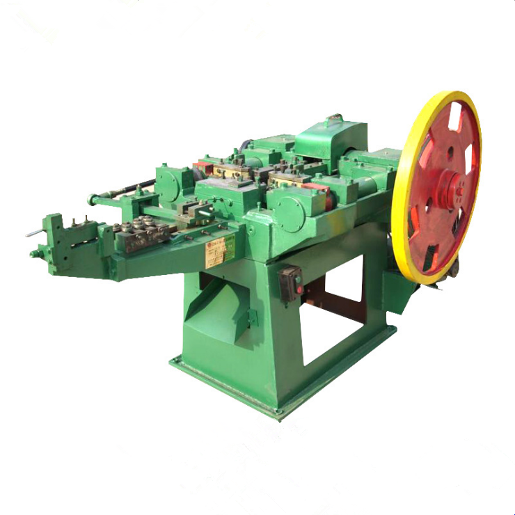 High speed Automatic steel iron used wire nail making machine