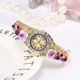 New Trending Fashion Lady Diamond Bracelet Watch WW97