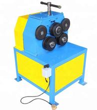 Chinese manufacturer electric steel profile rolling pipe bending machine for sale