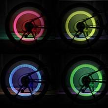 Factory Price ABS Colorful Firefly Car LED Wheel Light