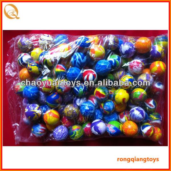 Gros jouet distributeur automatique 32 mm balle de <span class=keywords><strong>caoutchouc</strong></span> balles rebondissantes balle de saut SP341832HH