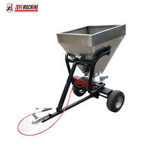 Tractor Mounted Stainless Steel Fertilizer Spreader For Farm