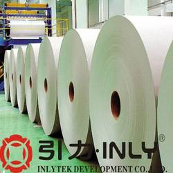 Direct factory supply Self Adhesive direct thermal label jumbo roll