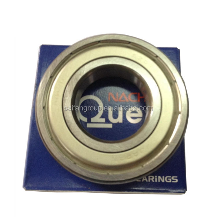 JAPAN NACHI high quality low price bearing 6004ZZ headset Deep Groove Ball bearing 6004-2RS