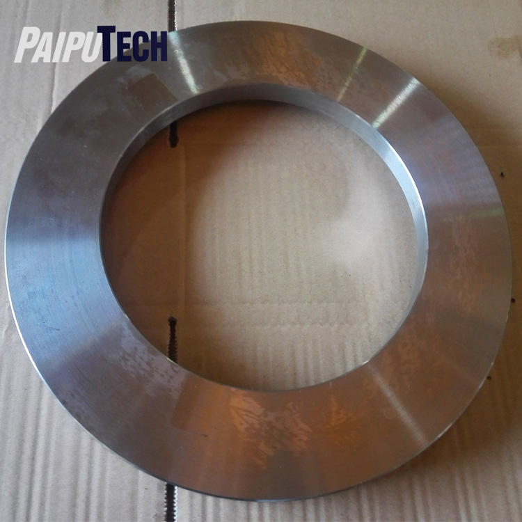 custom steel forging ring concrete pump pipe flange
