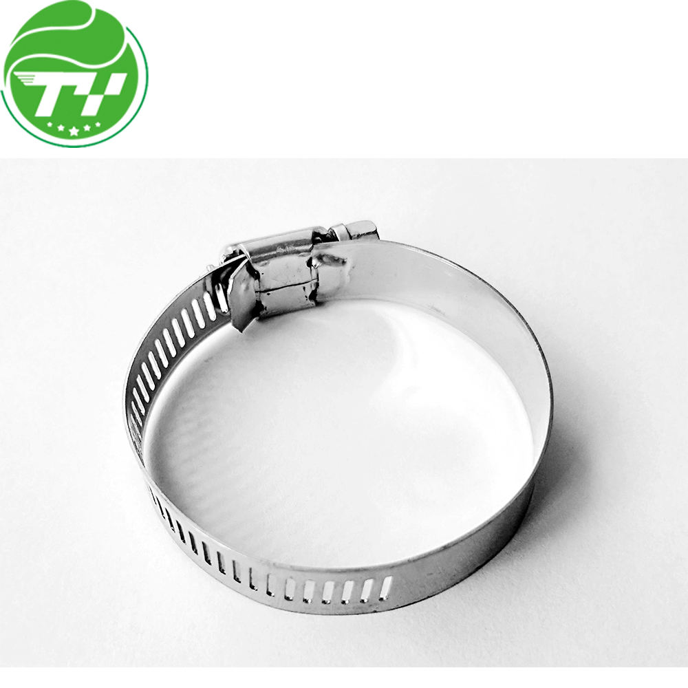 High Quality DIY Clamps Stainless Steel Zebra Type Hose Clamp Zebra Pipe Clip - Germany Type Clamp