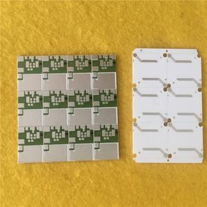 96% alumina ceramic substrate thick film hybrid IC integrated circuit