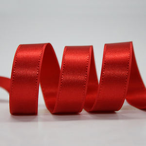 Single Side Cheap Satin Ribbon 25mm 1 Inch