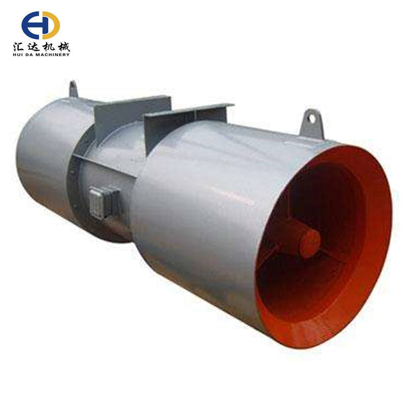 SDS wind tunnel jet industrial ventilation fan