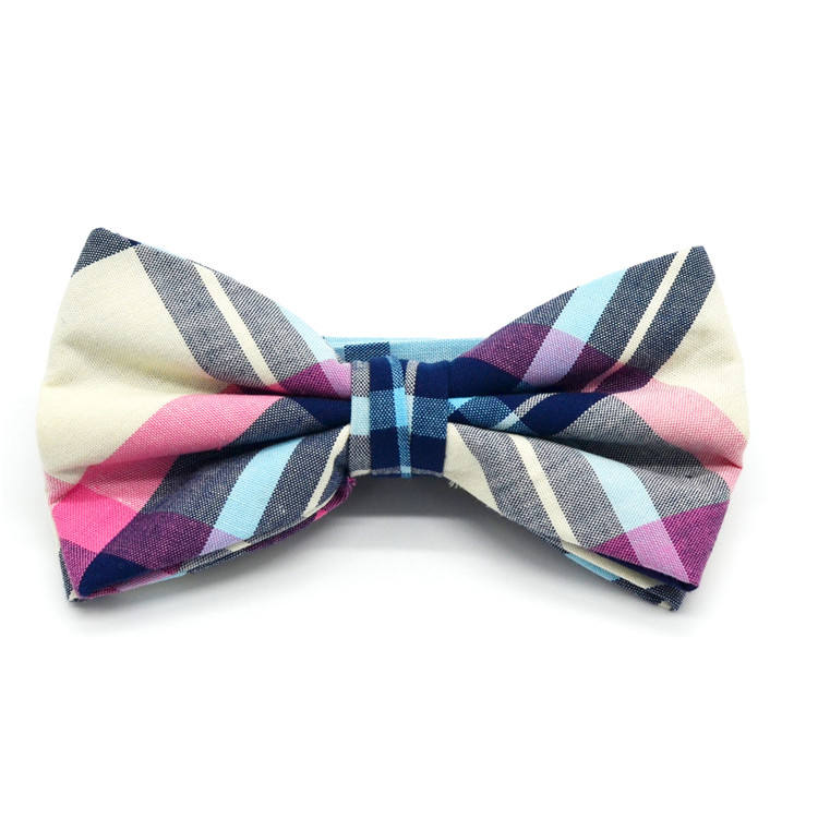 wholesale men bow ties fashionable reversible silk gentleman bow tie for adult