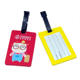 Tag Bag New Custom Luggage Tag Pvc Rubber Travel Bag Tag