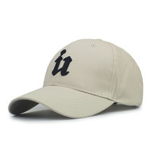 Promotional Haixing Custom Logo Sport Cap Hat Plain Caps and Hats