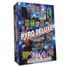 Big Assortments Pack Fireworks / Family Fireworks :FP8011 PYRO DELUXE