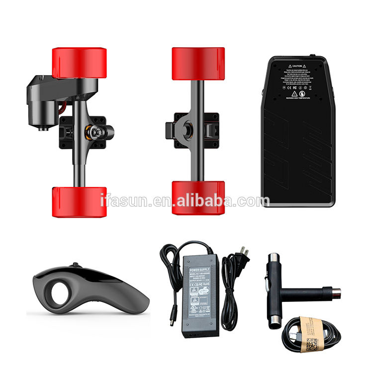 Blank skateboards Motor Kits Wheels Trucks Motor Samsung Battery Longboard Skateboard DIY Parts