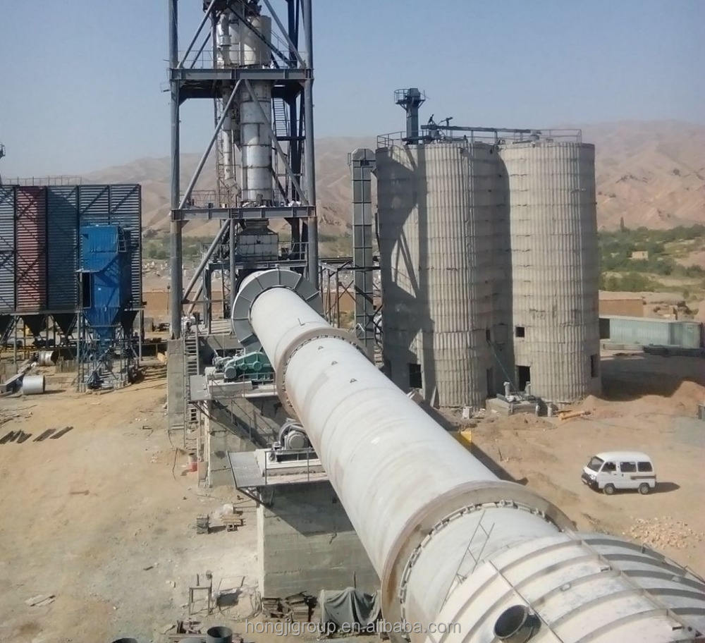 New Dry Process Cement Plant and clinker production line