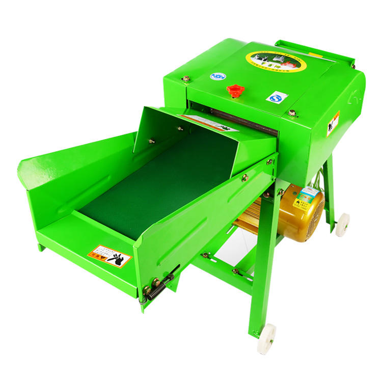 Hot sale Small Design Hand Operated diesel engine chaff cutter machine