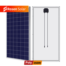 Rosen Price 5BB Solar Modules Solar Panels 330w 340W 350W For Roof Mounting