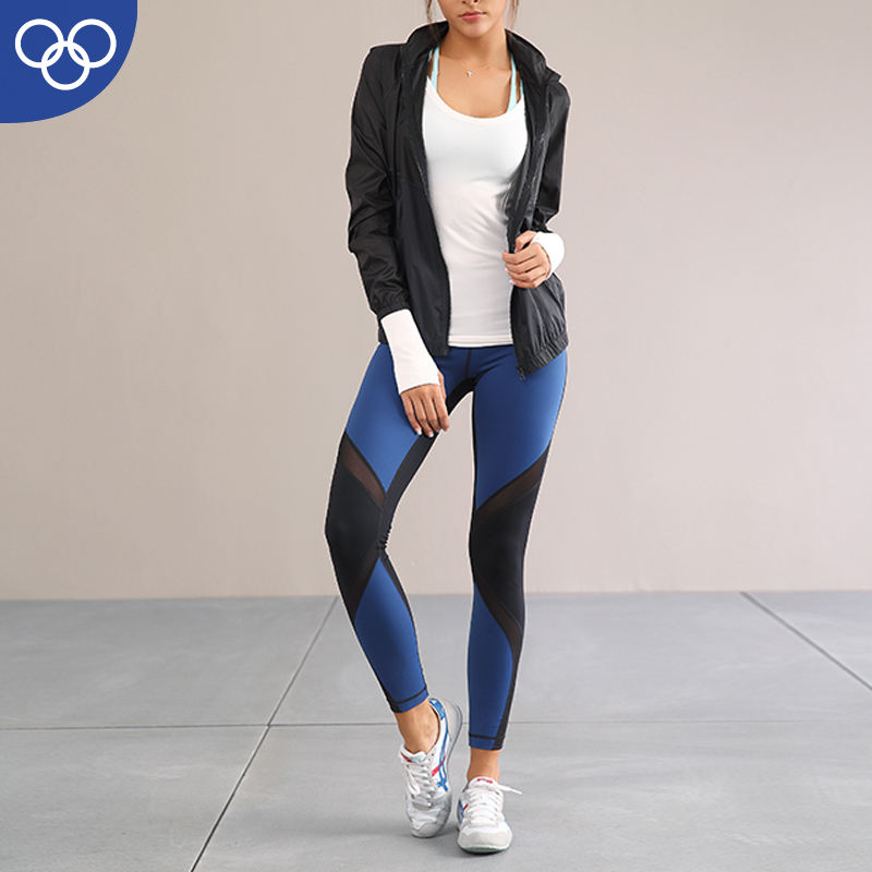 Custom Gym Wear Popular Style Leggings Best Sell Sexy Ladies Outdoor Fit sports Yoga Pants Fitness Active Wear