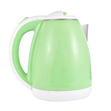 Wholesale Cheap Home Appliance 1.8L  Stainless Steel Automatic Power-off Plastic Electric Water Kettle