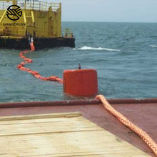 Polyamide anchor mooring towing single point mooring rope lines
