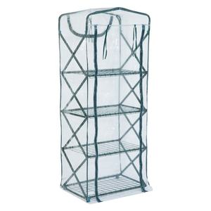 Four Tier garden Mini Foldable indoor Greenhouse