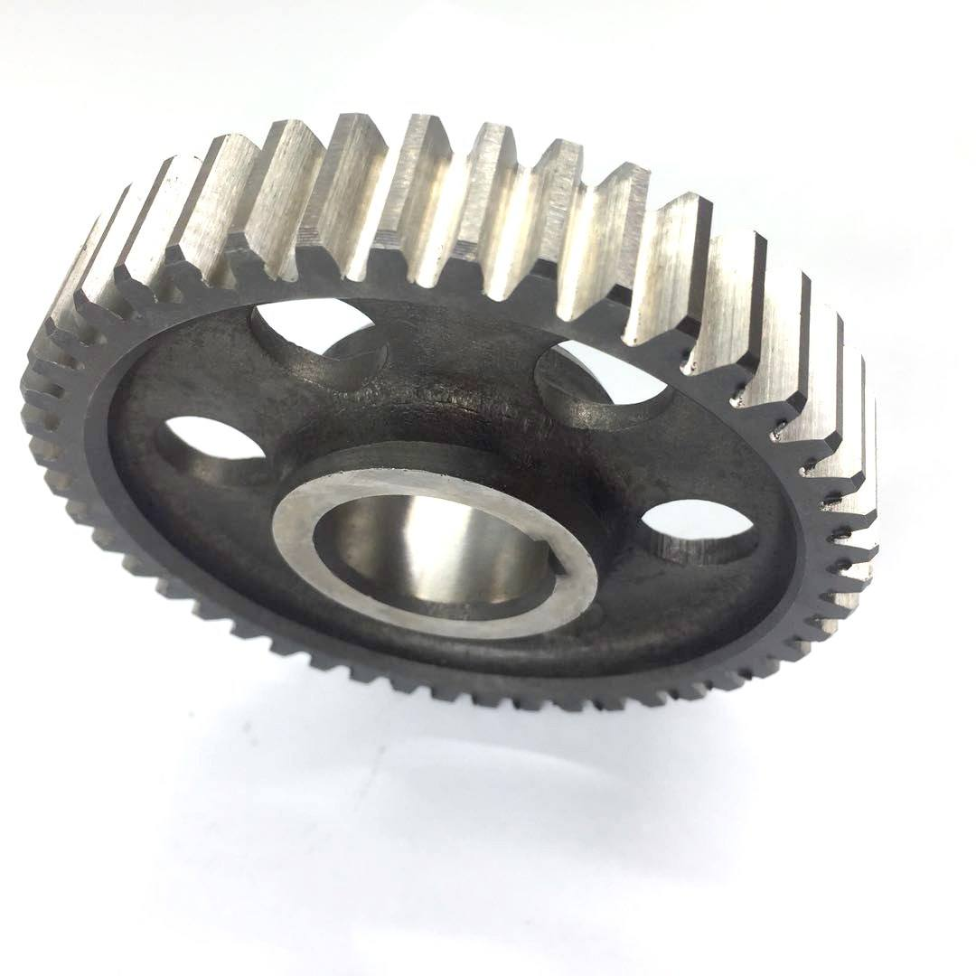 OEM Custom Large Steel Wheel Crown gear