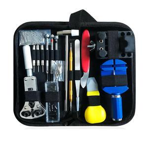 High Quality 147pcs Portable Watch Repair Tools Kit Set,DIY Repair Watch Tool Kit