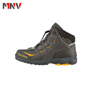 high-top waterproof male hiking shoes warm outdoor boot