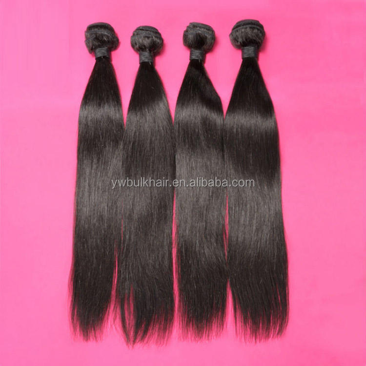 100% Virgin Human Hair YL KBL Hair Products Brazilian Straight Hair factory price