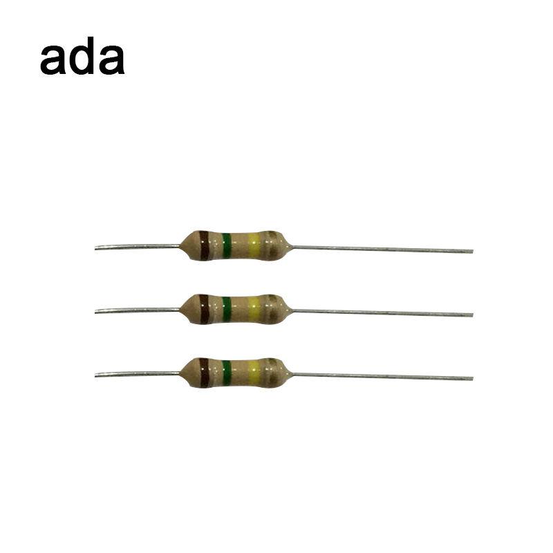 330 Ohm 0.5W 1//2 Watt Through-Hole Carbon Film Fixed Resistor ± 5/% 330R