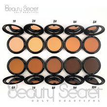 Accept Small Orders 10 Colors Makeup Venders Foundation Face Powder