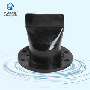 High Quality Whole Sale Custom Cheap Rubber Duckbill Check Valve With Flange