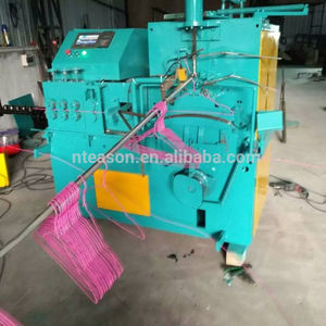 High quality machine PVC Hanger Making Machine with video