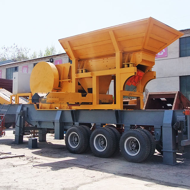 Ponsel Jaw Crusher Mesin/Tambang Tambang Crusher/rahang Ponsel Tanaman Crusher
