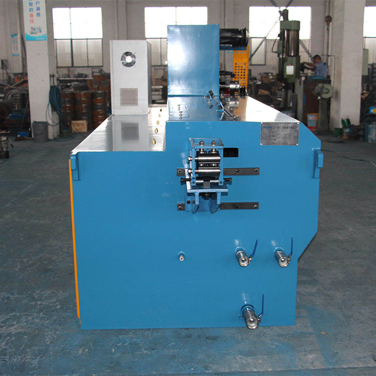 Customized Top Metal Wire Drawing Machine Single Block